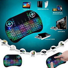 e1e1dc0cda6 2.4G Mini Wireless Keyboard Mouse Touchpad For Android Laptop Smart TV Box