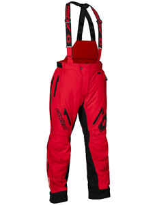 Castle X Fuel G7 Pant Solid Red Snowmobile Pant sizes Large-XL