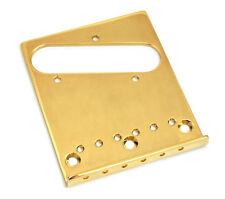 003-8996-000 Genuine Fender American Series Telecaster Gold Bridge Plate