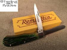 "3-5/8"" Closed 2012 USA Remington UMC R1173 ""Old Faithful"" Pocket Folding Knife"