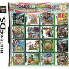 208 in 1 Video Game Card Cartridge Multicart for Nintendo DS NDS NDSL NDSi 3DS