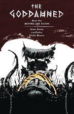 THE GODDAMNED VOL #1 OVERSIZED EDITION HARDCOVER Image Fantasy Comics HC