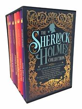Sherlock Holmes 6 Books Box Set Hardback Collection By Sir Arthur Conan Doyle