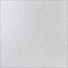 A4 White Pearl Glitter Card Stock for Scrapbooking & Cardmaking