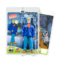 Scooby Doo Retro 8 Inch Action Figures Series: Fred [Blue Jacket Variant]