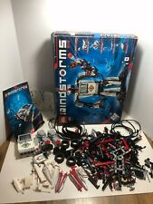 Lego Mindstorms EV3 31313. Box  Build your robot. See description.