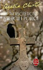 Les Indiscrétions d'Hercule Poirot de Christie, Agatha | Livre | état acceptable