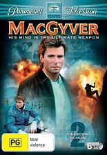MacGyver : Season 2 (6-Disc Set) Region: 4