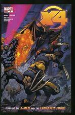 X-MEN FANTASTIC FOUR #1-5 VERY FINE COMPLETE SET 2005