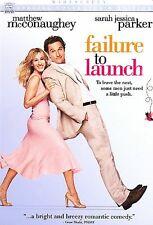 Failure to Launch (DVD, 2006, Widescreen)