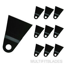 """10 x 2-5/8"""" Fine Tooth Oscillating Tool Blades - Rockwell Sonicrafter Original"""