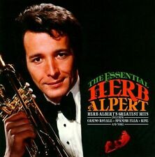 The Essential Herb Albert by Herb Alpert/Herb Alpert & the Tijuana Brass (CD,...