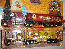 2 diferentes mundo cerveza serie Truck of the World Grimbergen abteibier & lt & lt set 2!
