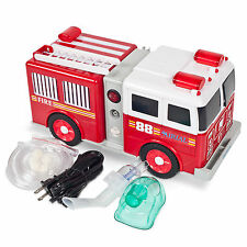 Pediatric Nebulizer Fire & Rescue Truck Model Drive Medical Medquip MQ0911