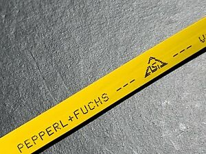 Pepperl+Fuchs 40921 16/2C VAZ-FK-S-YE AS-Interface Cable 300V Safety Yellow/25ft