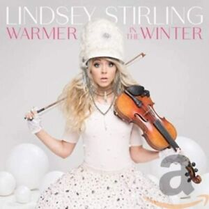 Lindsey Stirling : Warmer in the Winter  - DIGIPACK - CD * New & Sealed * 1