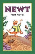 Newt by Novak, Matt-ExLibrary