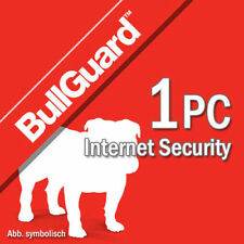 Bullguard Internet Security 2018 1 Appareil 1 Pc | 1 an Antivirus