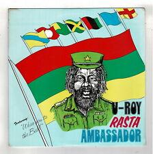 U ROY-rasta ambassador    tr groovemaster LP     (hear)    reggae roots