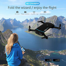 Selfie 720P Camera Wifi FPV 2 Mode RC Quadcopter 3D Flip Helicopter Remote 100M