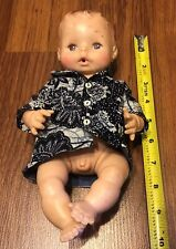 Vintage Eegee Baby Boy Doll #12 With Shirt