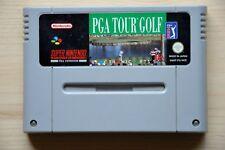 SNES - PGA Tour Golf für Super Nintendo
