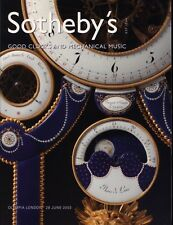 LOT OF 5 SOTHEBY'S AUCTION CATALOGS