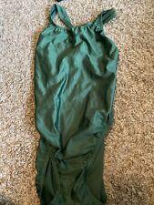 Speedo Womens Swimwear Green Size 12 /38 One-Piece