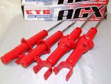 KYB AGX STRUTS/SHOCKS 90 91 92 93 94 ECLIPSE 2WD