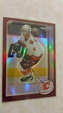 2002-03 Topps Chrome REFRACTOR RC Jordan Leopold Card 160