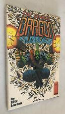 SAVAGE DRAGON Hardcover (1993 Graphitti) -- SIGNED / LIMITED HC -- SEALED