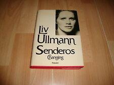 SENDEROS DE LIV ULLMANN LIBRO DEL AÑO 1978 DE EDITORIAL POMAIRE EN BUEN ESTADO