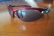 Alpina Sport - Radbrille Sonnenbrille Twist Two Varioflex Rot * T O P *