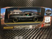 Pioneer Slot Car P064 Ford Mustang GT Grey Graphics Stealth Limited Edition 318