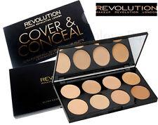 Makeup Revolution Ultra Cover Conceal Palette  Light - Medium