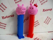 PEZ New release out of Europe.  Peppa and George. Cute little piggies PEZ