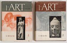 L'ART DES ORIGINES À NOS JOURS 1932 LAROUSSE
