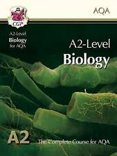 A2 Level Biology for AQA: Student Book by CGP Books (Paperback, 2012)