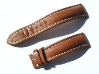 20mm Breitling 425X Band 20/18 Kalb braun brown Strap für Dornschliesse 062-20