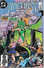 Amethyst Comic Book #3 DC Comics 1985 NEAR MINT NEW UNREAD