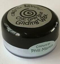 Creative Expressions Gilding Wax - Chic Grey Blue - 10ml Pot