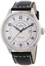 Stainless Steel Mechanical (Hand-winding) Wristwatches