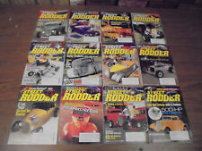 Street Rodder Magazine Lot 2004 Full Year Classic Muscle Cars Street Rods