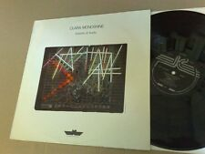 CLARA MONSHINE VISIONS OF AUDIO 1987 INNOVATIVE COMMUNICATION KS 80.063 LP LP