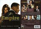 EMPIRE - LA PRIMA STAGIONE COMPLETA (1) - BOX 4 DVD (OTTIME CONDIZIONI)
