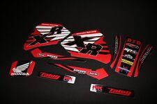 Honda XR 80 - XR 100 MX Graphics Decals Kit Stickers