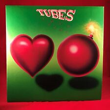 THE TUBES Love Bomb 1985 USA vinyl LP EXCELLENT CONDITION Todd Rundgren