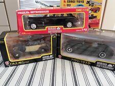 Lot de 3 voitures URSS