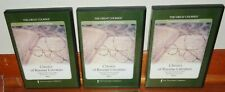 CLASSICS OF RUSSIAN LITERATURE--THE GREAT COURSES-18 CD-Missing 2 Discs-Great!