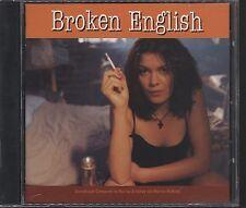 Broken English soundtrack CD (vgc)